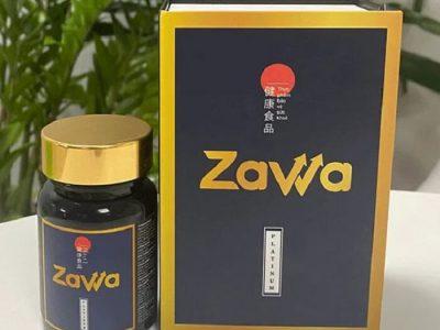 Zawa Platinum Giá Bao Nhiêu 2020 Mua Chính Hãng Ở Đâu, Công Dụng Cách Dùng